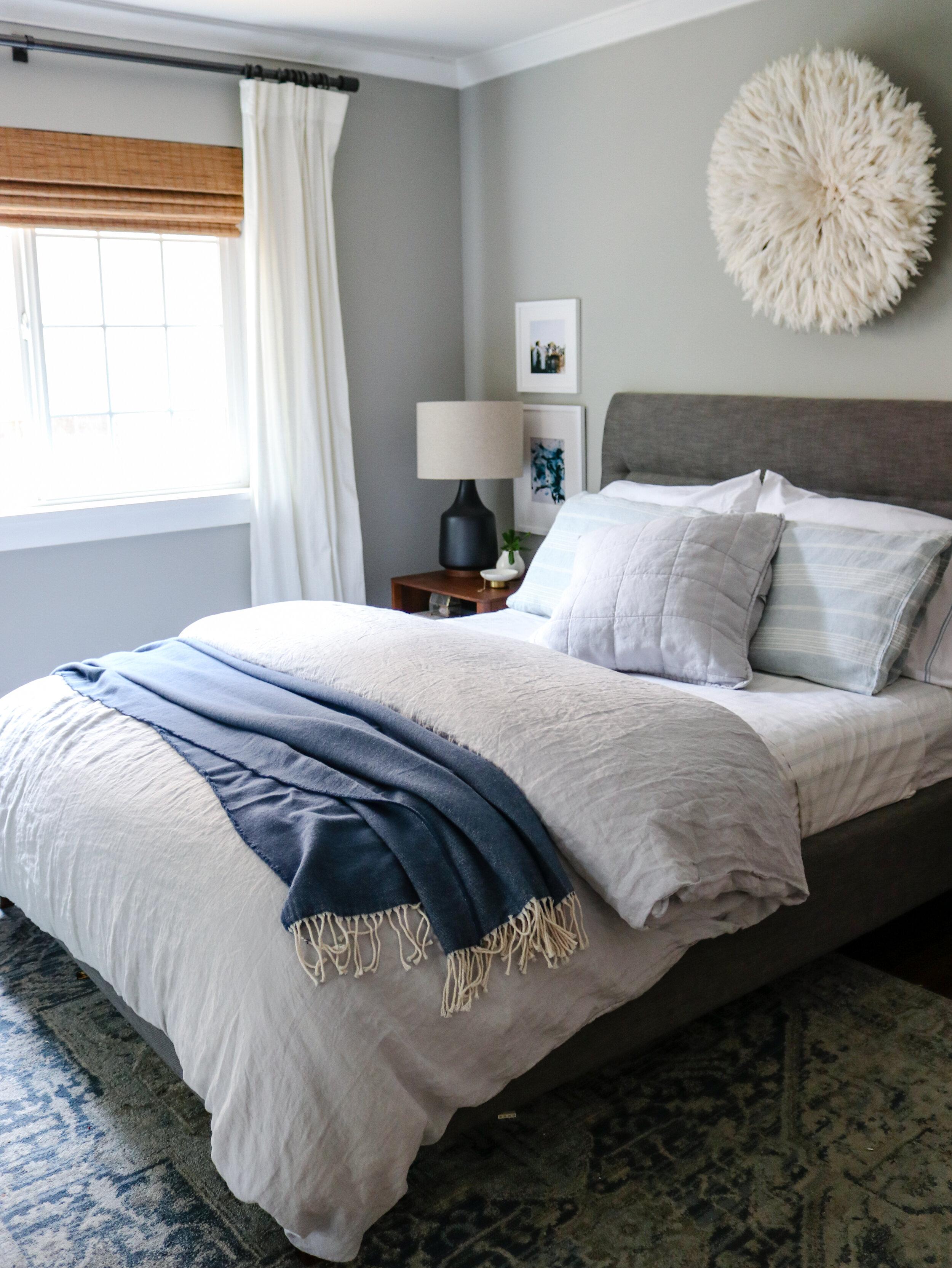 match fall bedding with garnet hill