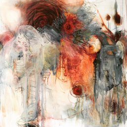 Cocoon - Large Oil paintings by June Li — juneliart
