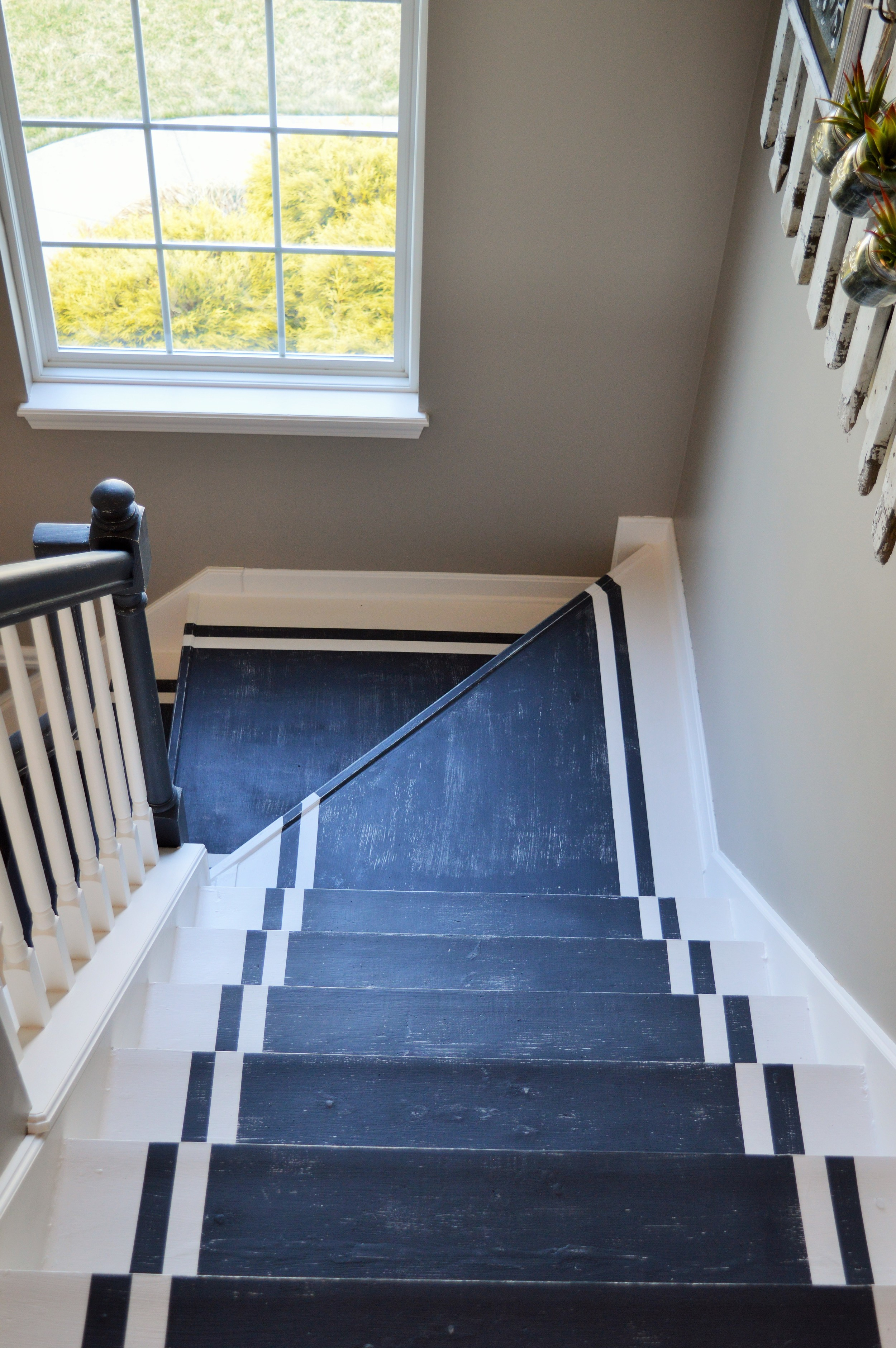 From Drab To Fab Diy Staircase Remodel The Other Side Of
