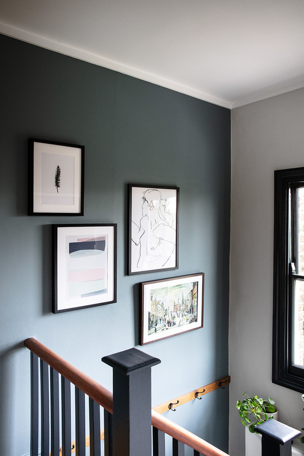 Using Treron One Of The New 9 Farrow Ball Colours In My Home Melanie Lissack Interiors