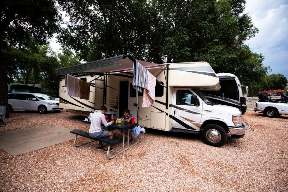 Our RV.   Our RV road trip to Colorado | J.B. TOLS