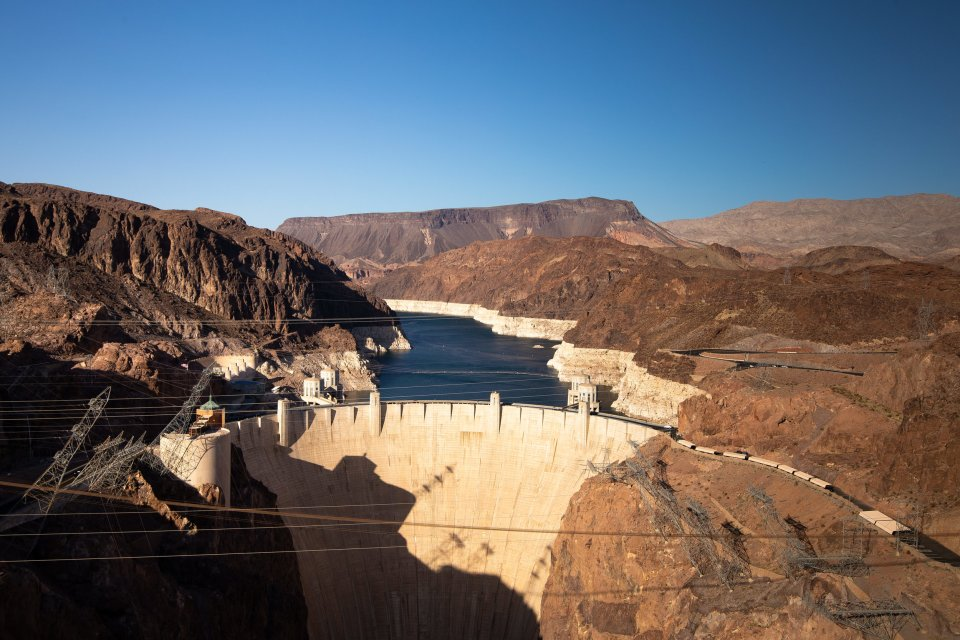 The Hoover Dam | OUR 4 DAY LAS VEGAS TRIP | J.B. TOLS