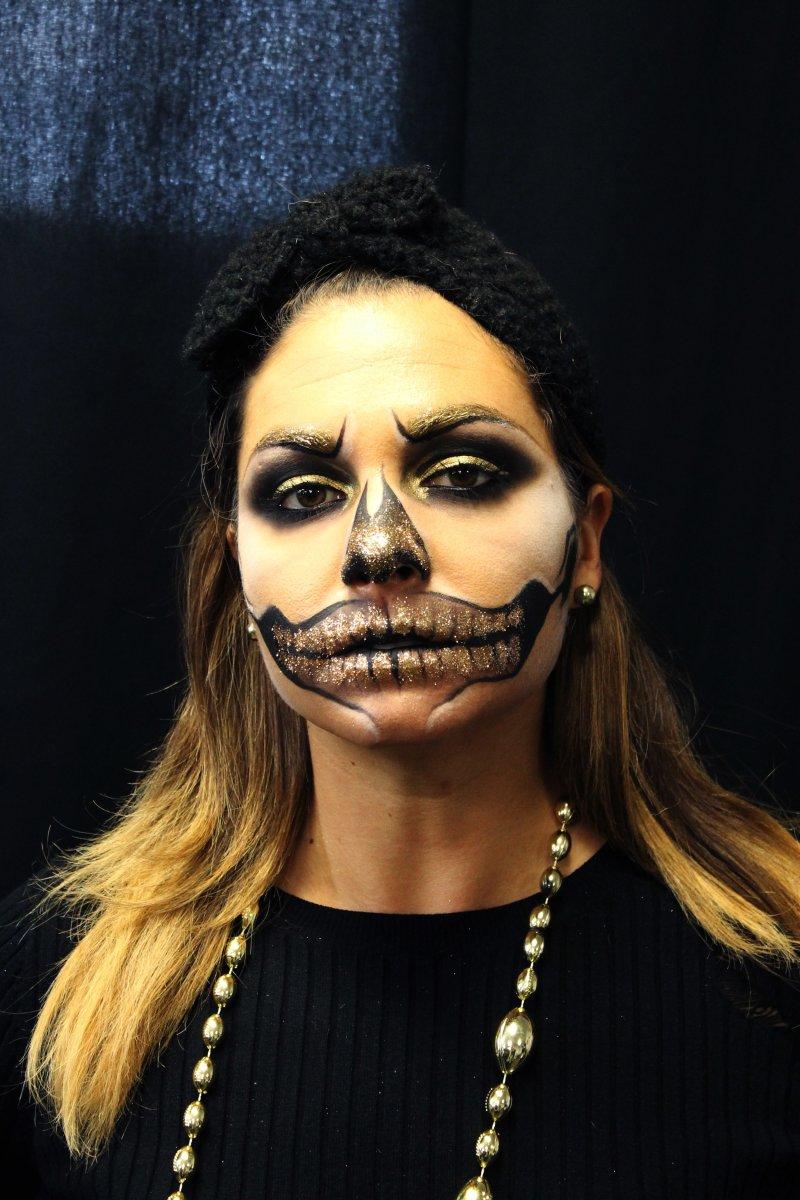 Halloween Makeup Hair Pop Up Studio