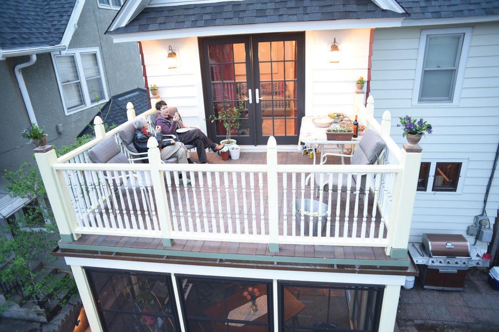 flat roof patio coflash