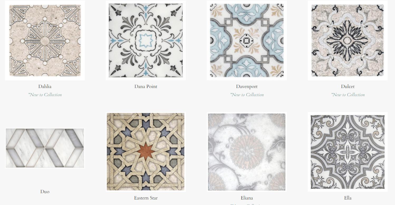 artisan stone tile m tile design
