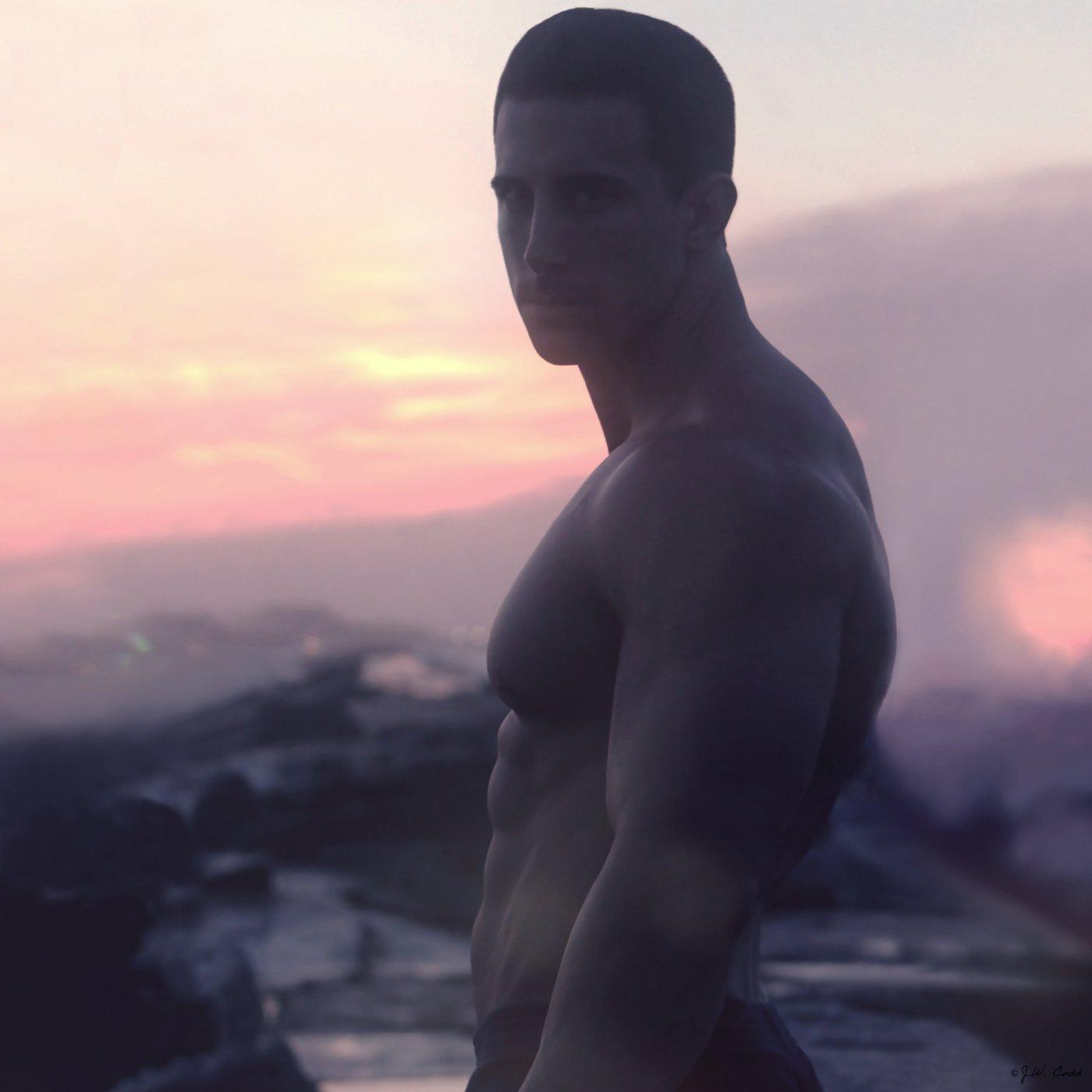 Bodybuilder: Brock OglePhotographer: J.W. CUDD