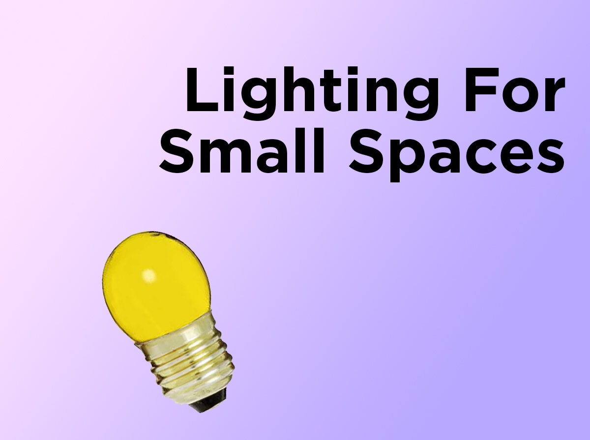 lighting for small spaces 1000bulbs