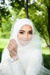 Headpiece Com Fourteenth The Wedding Hijab