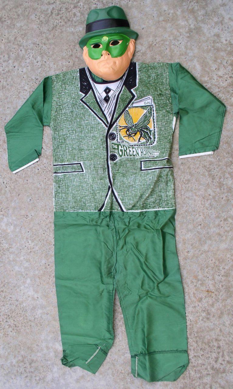 Image result for 1970s green hornet halloween costume