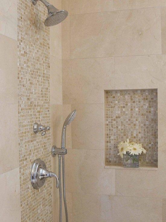 mosaic tiles in the bathroom