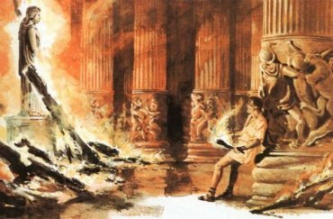 Herostratus : The Ancient Greek Who Burned Down One of the Seven Wonders of  the Ancient World (VIDEO)