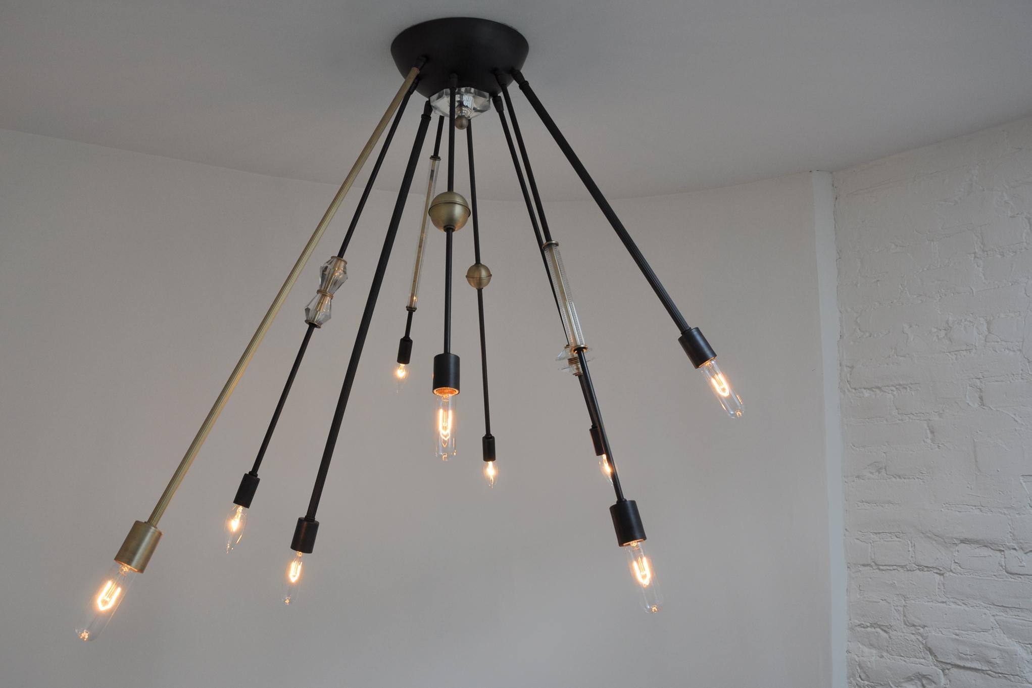 michelle james ny custom lighting for