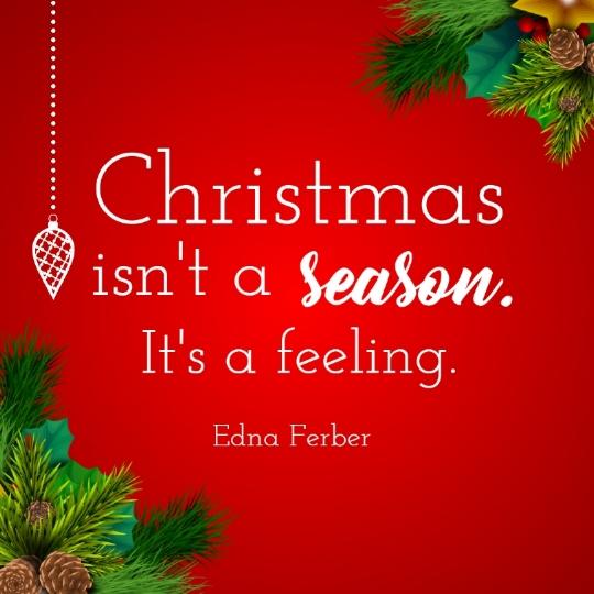 9 Christmas Quotes for Inspiring Social Media Posts | Design Studio