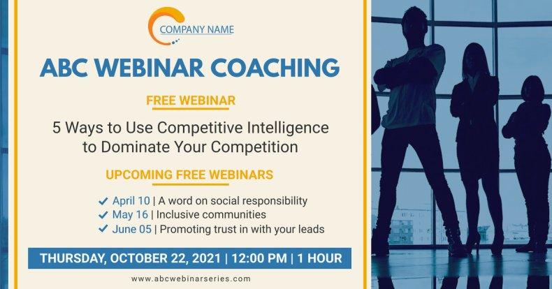 Coaching Webinar Facebook shared image