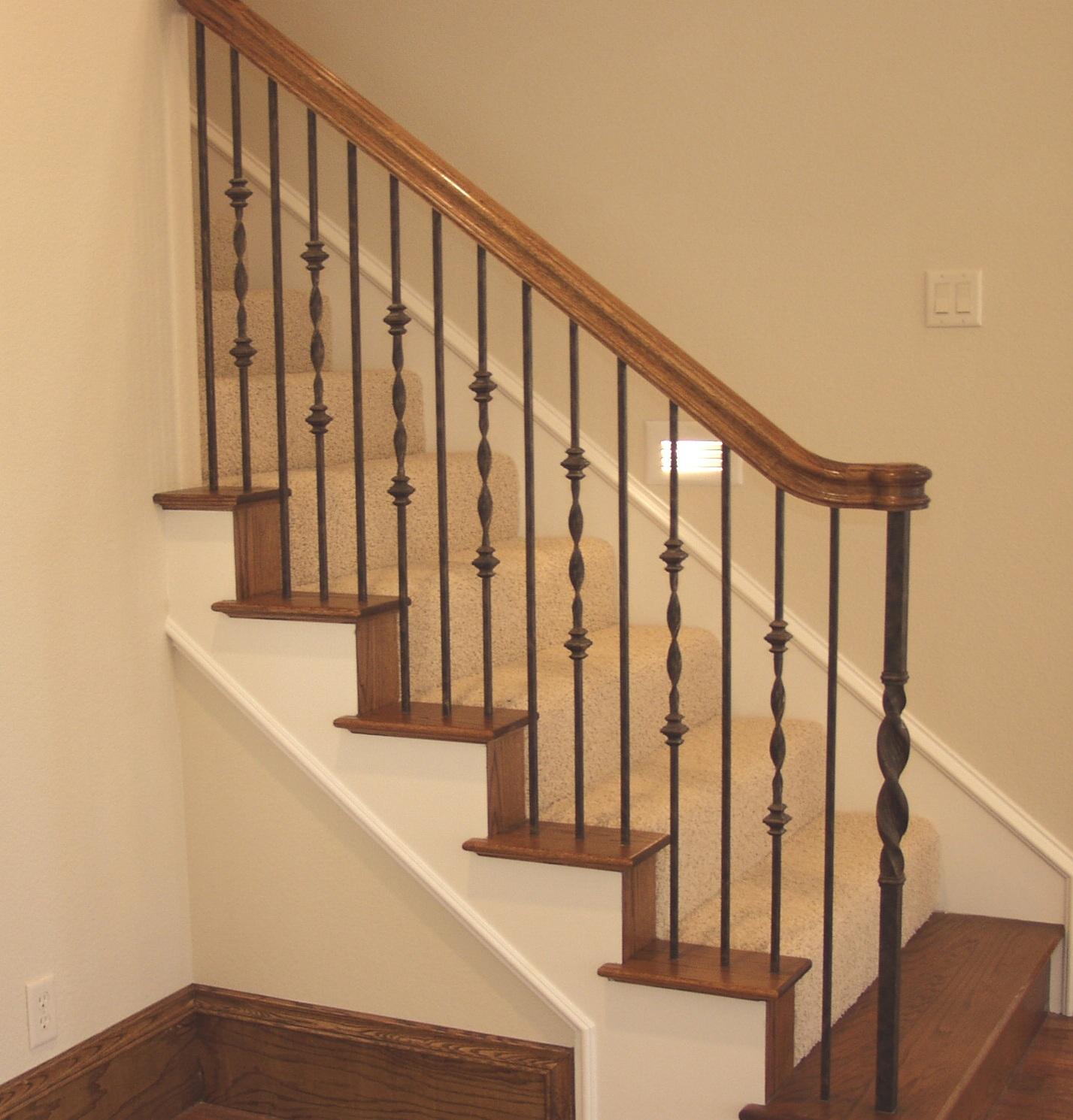Master Fabrication Wrought Iron Staircase Design Center