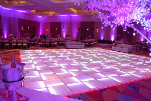 dance floors atlanta l e d party