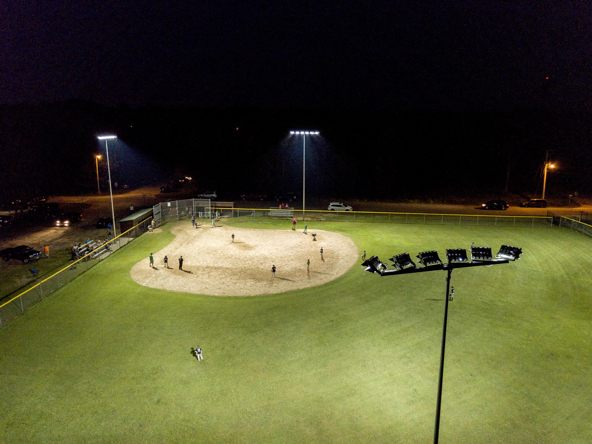 usa made led sports lighting nafco