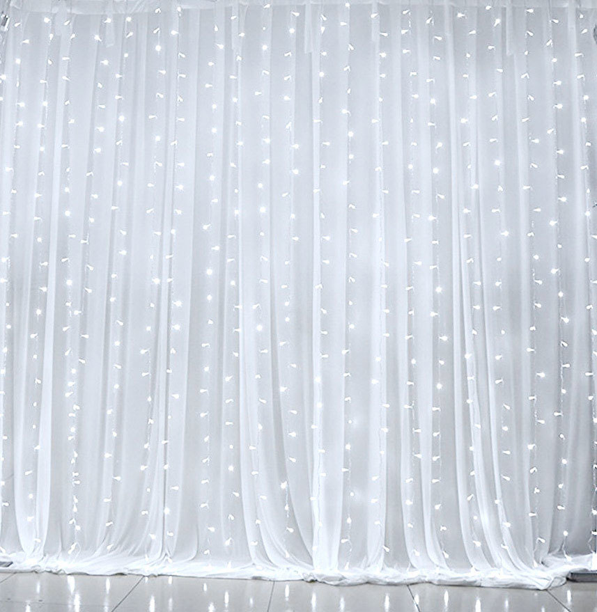 led curtain backdrop lights cool
