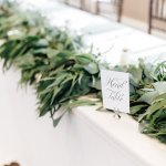 Eco Friendly Wedding Centerpieces Recycled Glass Bottles Greenery Eclectic Style The Honest Consumer
