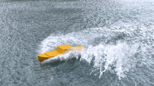 Liquids III - Ocean Flat Tank
