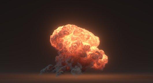 Volumes V - Explosions