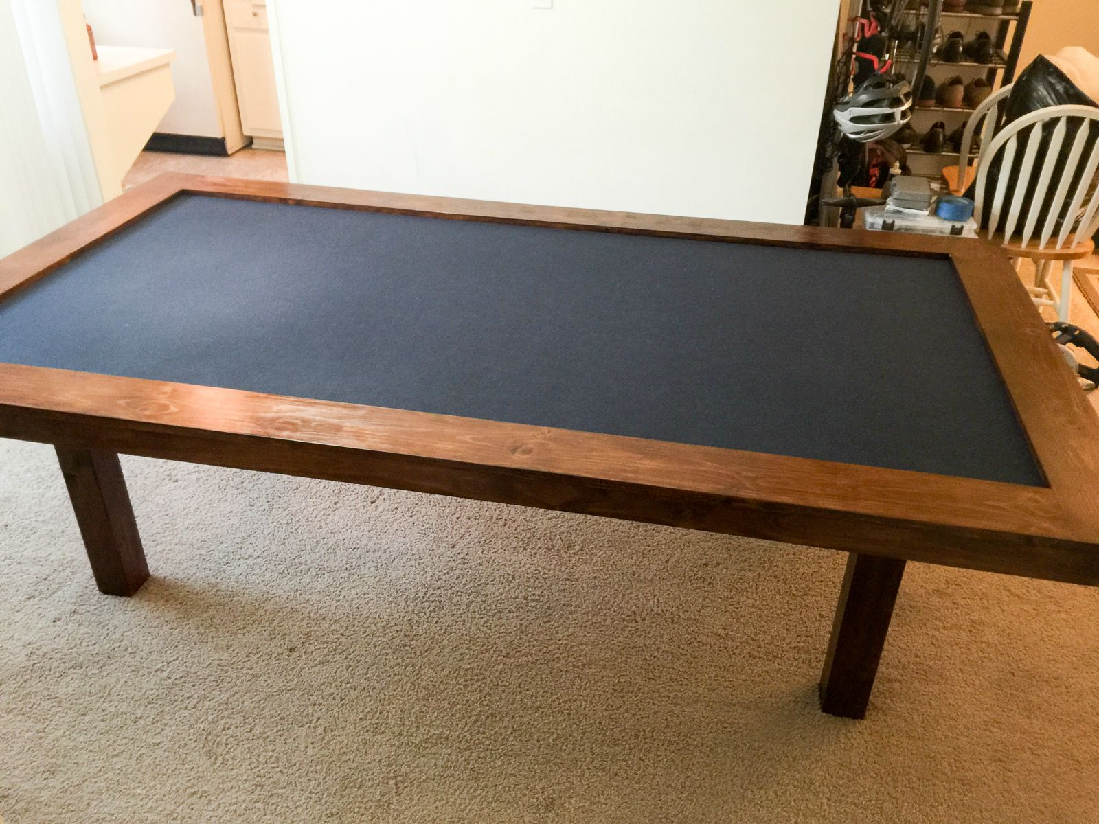 Sub-$400 Dining Room / Gaming Table — Board Games Enhanced