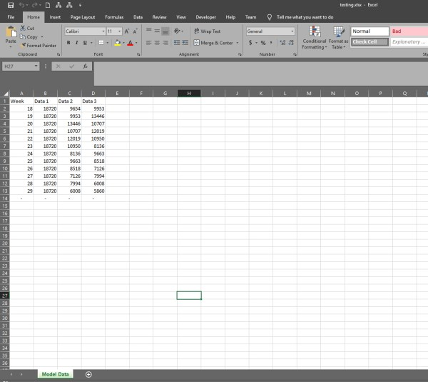 python how to write a value into excel cell # 12