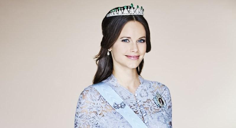 Prinzessin Sofia bekam diese Tiara von ihren Schwiegereltern zur Hochzeit. © Anna-Lena Ahlström kungahuset.se