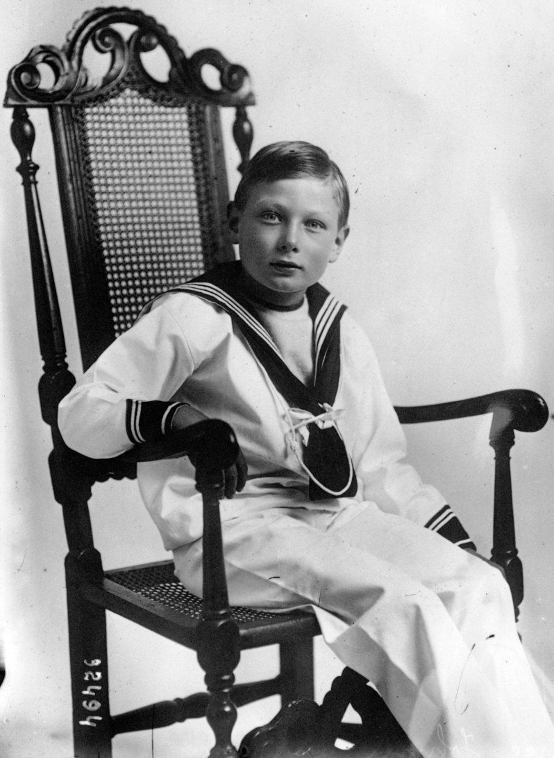 Eine Aufnahme von Prinz John aus dem Jahr 1913. Foto: Gemeinfrei