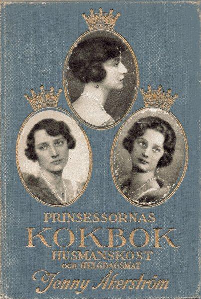 Nach Erlaubnis vom Königshof durften Jenny Åkerström   sogar die Fotos der Prinzessinnen benutzen   Foto: Adelswelt