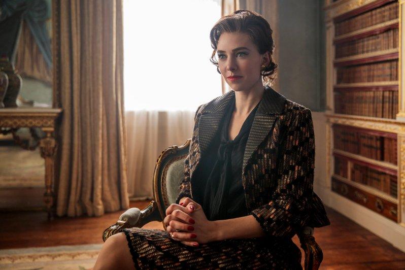 Prinzessin Margaret (Vanessa Kirby) will als freie Frau leben und lieben    Foto:Robert Viglasky / Netflix