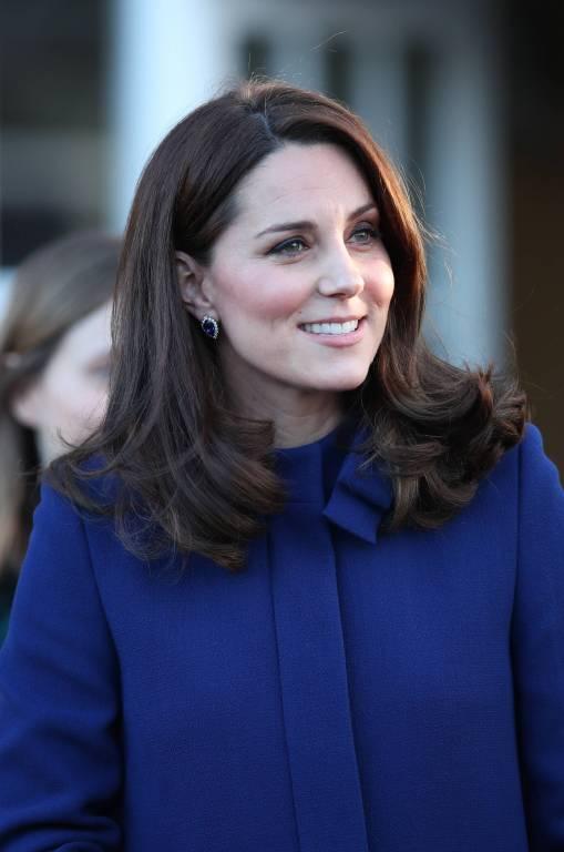 Egal, was Herzogin Kate zu den BAFTA Awards tragen wird, es wird für Gesprächsstoff sorgen.    Foto: imago/PA Images