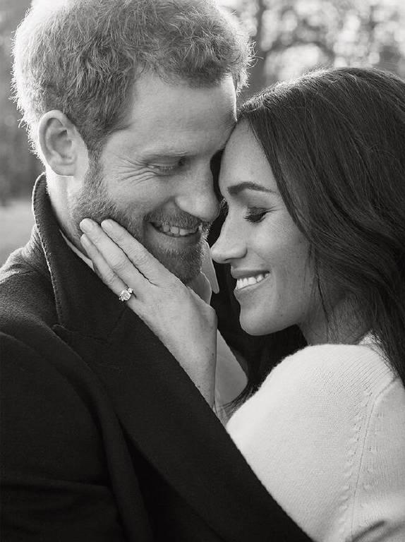 Prinz Harry und Meghan Markle wollen das Volk bei ihrer Hochzeit an ihrem Glück teilhaben lassen.    Foto:imago/Starface