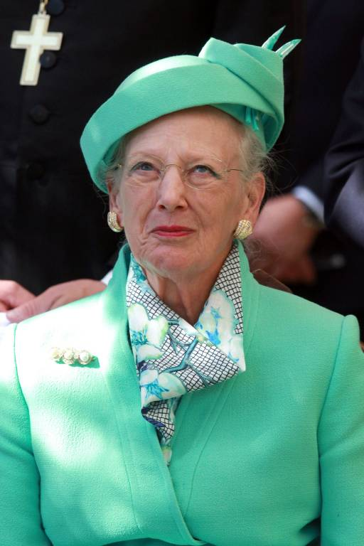 Königin Margrethe will das Volk an ihrem Geburtstag nicht enttäuschen.     Foto: imago/STAR-MEDIA
