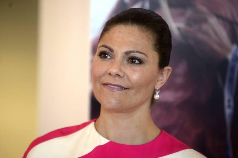 Bei öffentlichen Auftritten ist die künftige Königin von Schweden immer wie aus dem Ei gepellt.  Foto:imago/Future Image