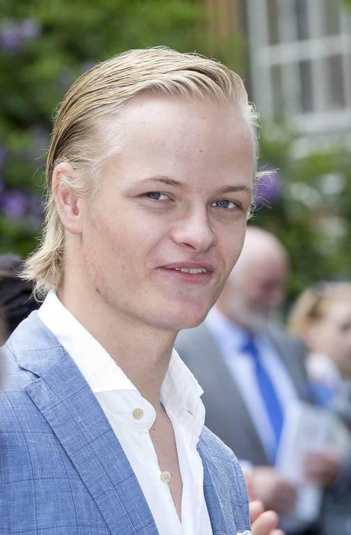 Der norwegische Hof hat die Beziehung von Marius Borg Høiby noch nicht bestätigt. Das könnte aber auch seinen guten Grund haben...   Foto: imago/PPE