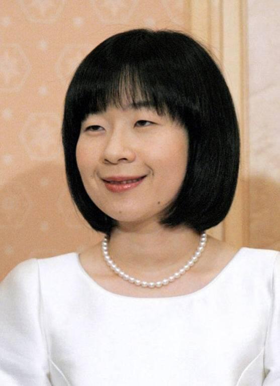 Sayako Kuroda, ehemals Prinzessin Nori, lebt heute ein privates Leben fernab vom Kaiserhof.  Foto:imago/Kyodo News