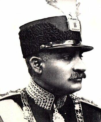 1944 starb Schah Reza der Große im Alter von 66 Jahren .  Foto: Gemeinfrei