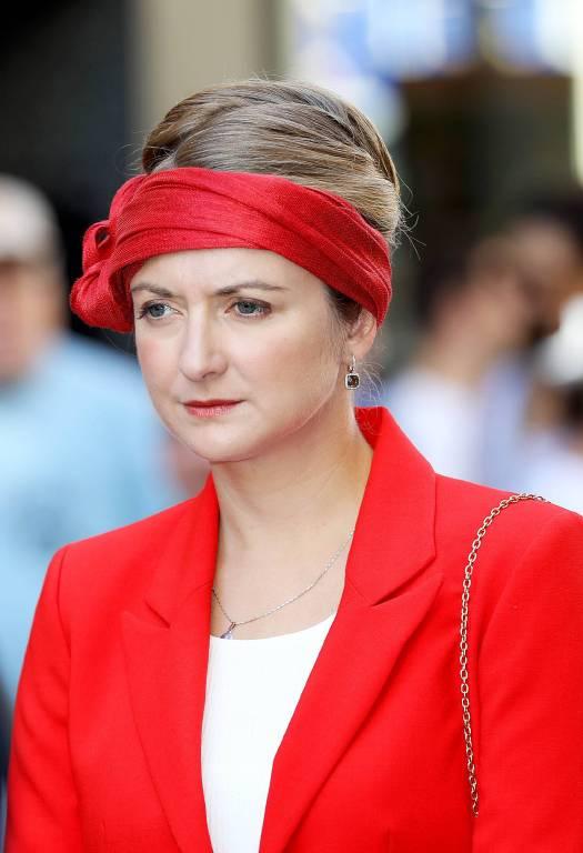 Das rote Stirnband wirkt fehl am Platz.  ©imago/PPE