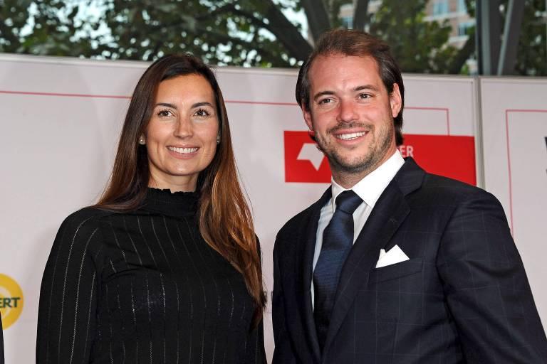 Seit 2013 sind Prinz Felix von Luxemburg und die gebürtige Deutsche verheiratet.  ©imago/STAR-MEDIA