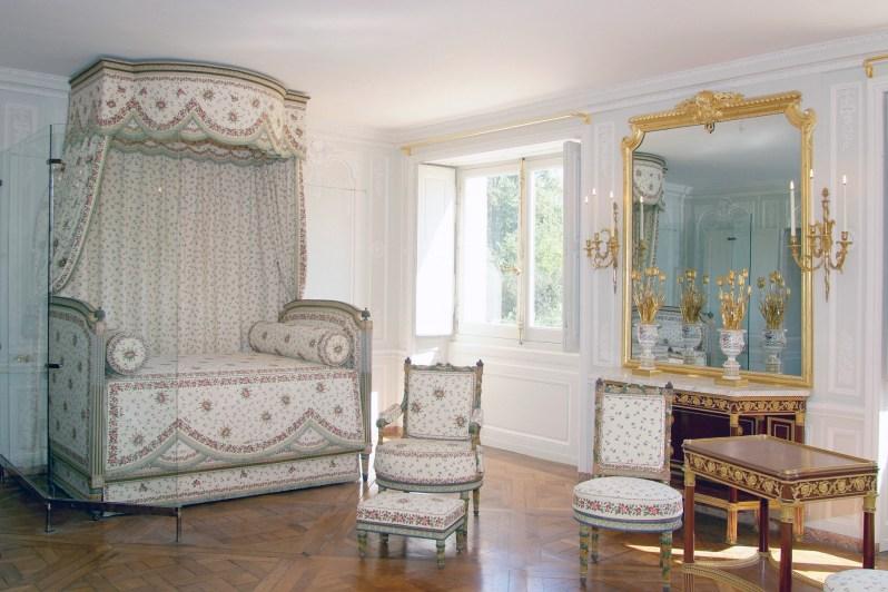 Das Innere des Hauses der Königin nach den Renovierungsarbeiten  © Château de Versailles/C. Mil
