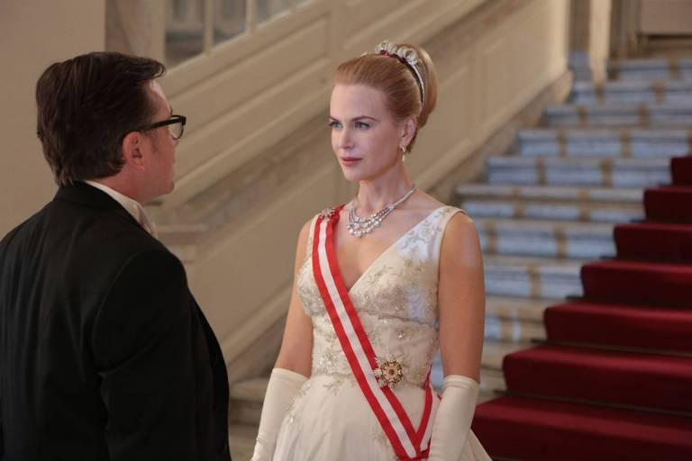 Nicole Kidman spielt im Film die unvergessliche Gracia Patricia zwischen Identitäskrise und Glamour.  ©imago/ZUMA Press