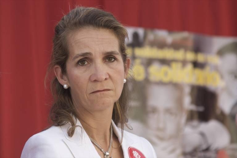Auch Prinzessin Elena von Spanien hatte eine Fehlgeburt.  ©imago/CordonPress