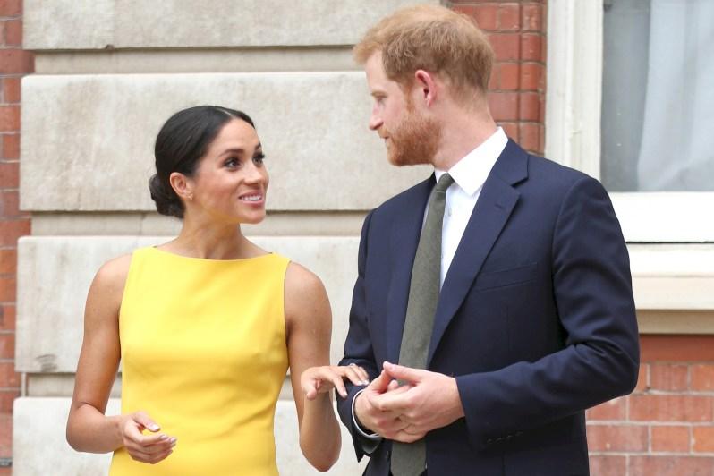 Prinz Harry von Großbritannien und Herzogin Meghan von Sussex - das neue royale Traumpaar. Die amerikanische Schauspielerin ist eine der neuen Bräute in Europas Königshäusern. Sind die Ehen mit Bürgerlichen Chance oder Bedrohung für die Monarchien?  © ZDF/yui mok