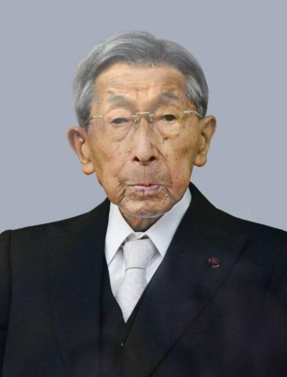 Prinz Mikasa wurde 100 Jahre alt. Zum Schluss saß er im Rollstuhl.  ©imago/Kyodo News