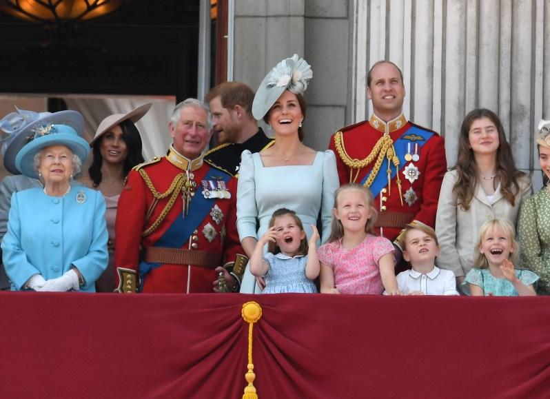 Die Queen ist skandalfrei. Doch ihre Vorfahren brachten den Thron ins Wanken.  ©ZDF/imago/pa images/Doug Peters