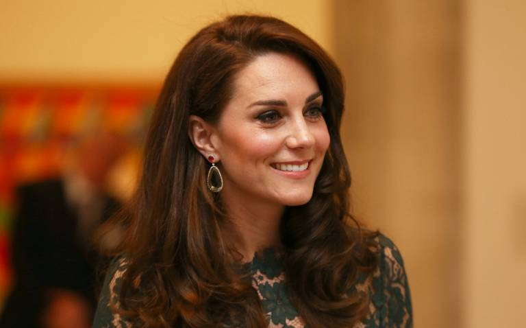Herzogin Kate hat in Hollywood einen großen Fan.  ©imago
