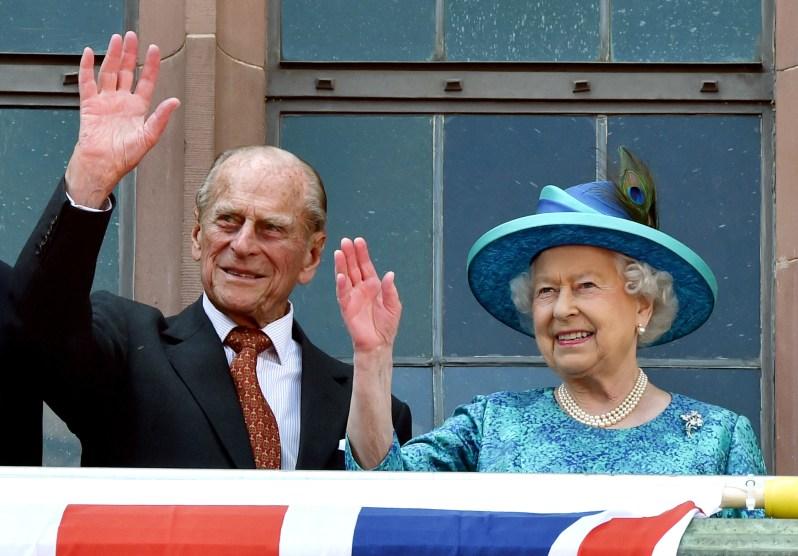 Seit über 70 Jahren steht Prinz Philip an der Seite der Queen - kein Prinzgemahl in der Geschichte war so lang im Amt.  ©ZDF/Boris Roessler
