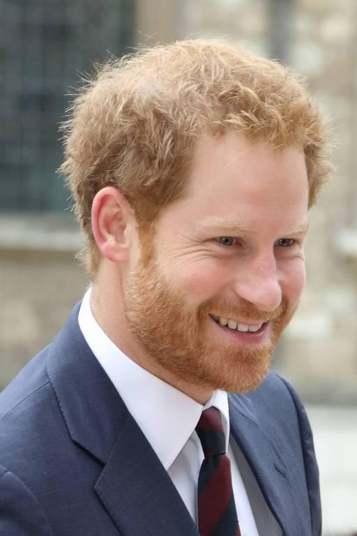 Prinz Harry begeistert die Frauen mit seinem wunderschönen Lächeln  Foto: Imago