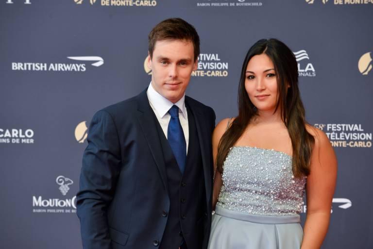 Louis Ducruet und Marie Hoa Chevallier leben in Monaco. Dort wollen sie auch heiraten.  ©imago